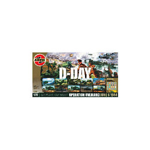 Photo of Airfix - D Day Toy