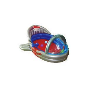 Photo of Tesco Spaceship Ball Pit Toy
