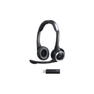 Photo of Logitech Clearchat Wireless Headset Headphone