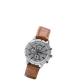 Lorus Mens Brown Strap Chronograph Watch Reviews