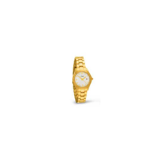 Limit Ladies Gold Bracelet Watch