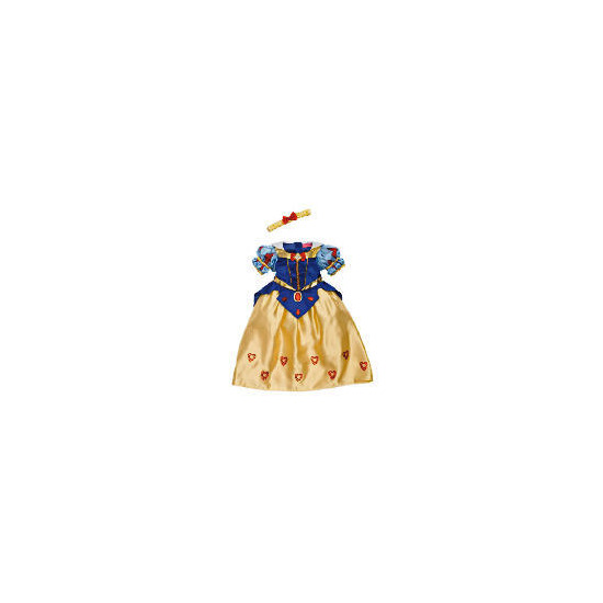 Jewelled Snow White Dress Up Age 5/8