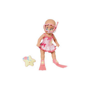 Photo of My Little Baby Born Mummy I Can Swim With Magic Bubbles Toy
