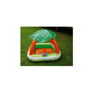 Photo of Tesco Babyjungle Pool - With Palm Cover Baby Product