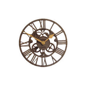 Photo of Jones & Co Rusty Cogger Clock Clock