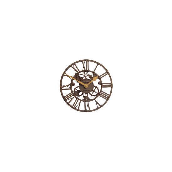 Jones & Co Rusty Cogger Clock