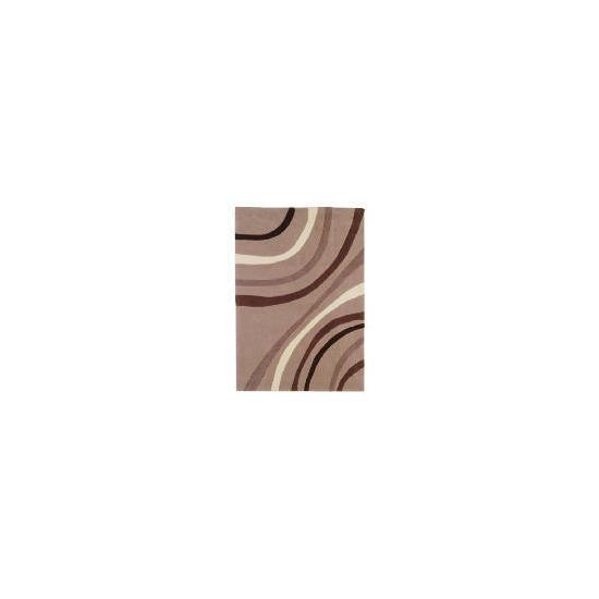 Tesco Waves Rug Natural 150x240cm