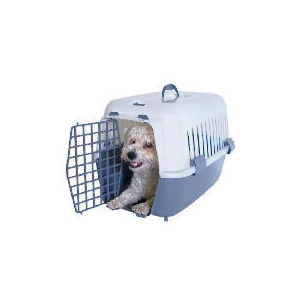 Photo of Plastic Pet Carrier Small Home Miscellaneou