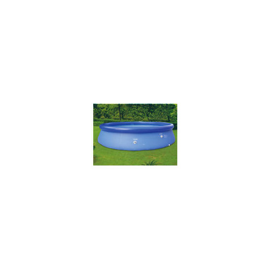 """Polyplay 12X30"""" Quick-Set Ring Pool"""