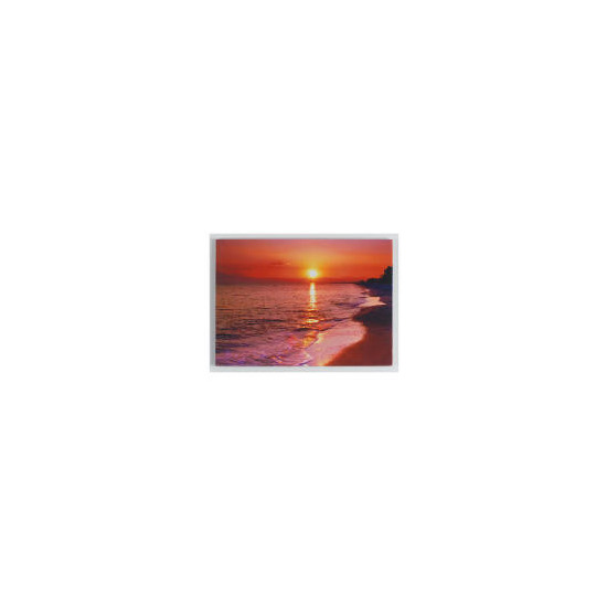 Sunset Beach Canvas 50x70cm