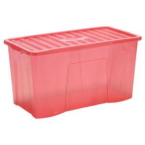 Photo of 110L Pink Storage Box Household Storage