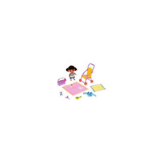Dora Baby Dora Playtime Playset