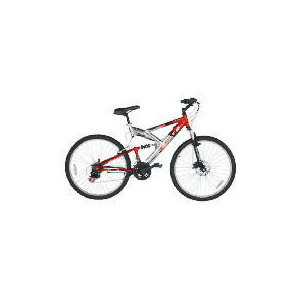 "Photo of Flite Altitude 26"" Dual Suspension Bike Bicycle"