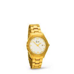 Limit Mens Gold Bracelet Watch Reviews