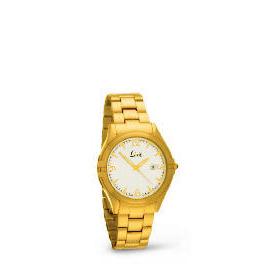 Limit Mens Gold Bracelet Watch Reviews