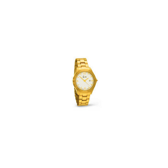 Limit Mens Gold Bracelet Watch