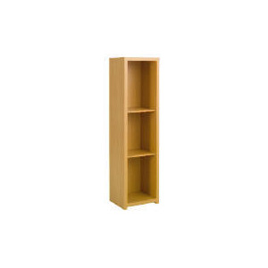 Photo of Chunky Beech Floor Standing Storage Cupboard No Glass Household Storage