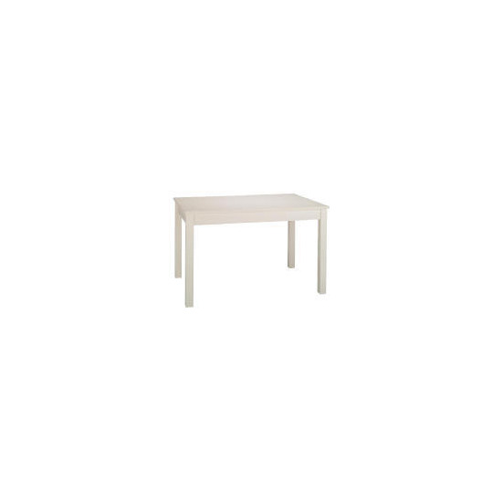 Papillon Dining Table, White