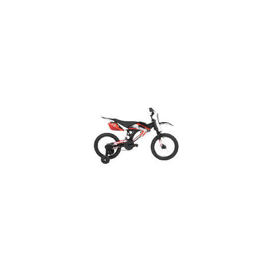 "Flite Motocross 16"" Bike"