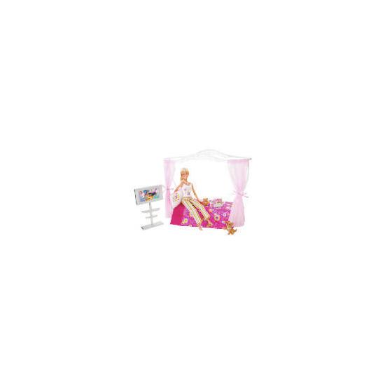 Barbie Bedroom Furniture & Doll
