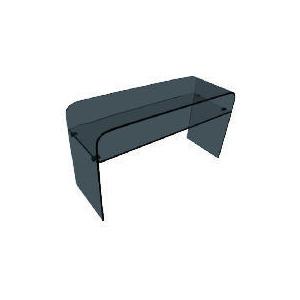 Photo of Geneva Console Table, Black Glass Furniture