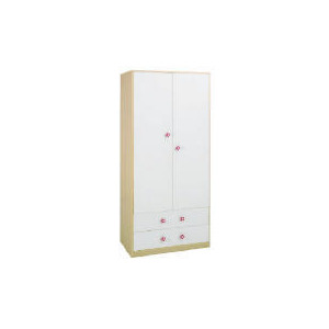 Photo of Seesaw 2 Door 2 Drawer Wardrobe Furniture