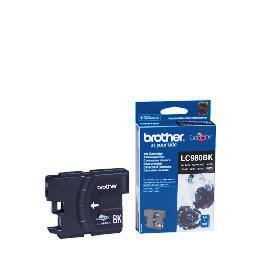 Brother LC980BK Black Printer Ink Cartridge Reviews