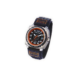 Photo of Kahuna Mens Contrast Stitch Watch Watches Man