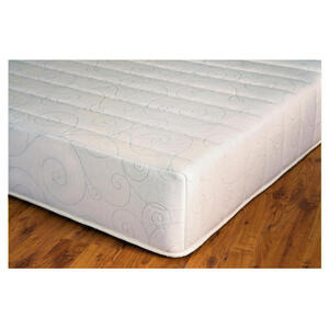 Photo of Silentnight Miracoil 3-Zone Memory Bed Mattress Chicago King Mattress Bedding