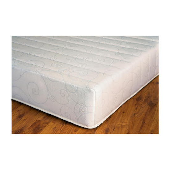 Silentnight Miracoil 3-Zone Memory Bed Mattress Chicago King Mattress