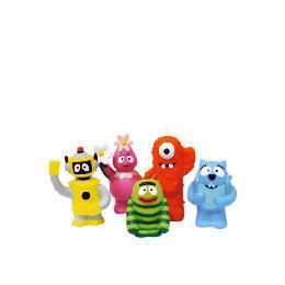 Yo Gabba Gabba 5 Pack Of Figures Reviews