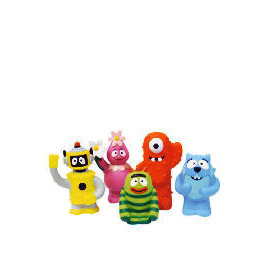 Yo Gabba Gabba 5 Pack Of Figures Reviews