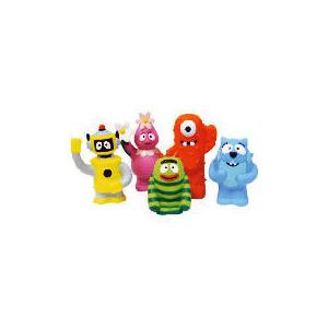Photo of YO Gabba Gabba 5 Pack Of Figures Toy