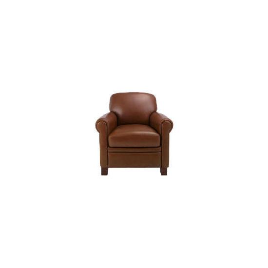 Maurice Club Chair, Cognac