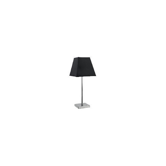 Black Matchstick Table Lamp
