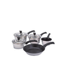 Jean Christophe Novelli 5 piece kitchen cookware set Reviews