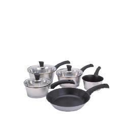 Jean Christophe Novelli 5 piece kitchen cookware set Reviews