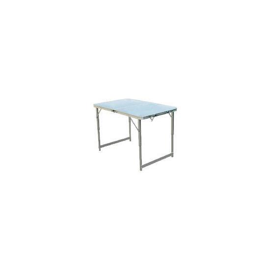 Double Folding Table