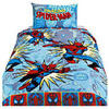 Photo of Spiderman Marvel Comics Rotary Duvet Bed Linen