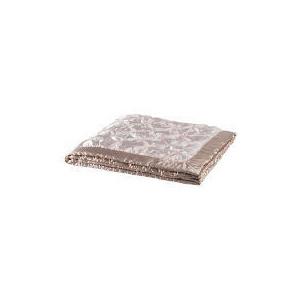 Photo of Tesco Pink Satin Bedspread Bed Linen