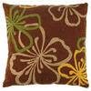 Photo of Tesco Embroidered Flower Cushion, Loretta Furniture