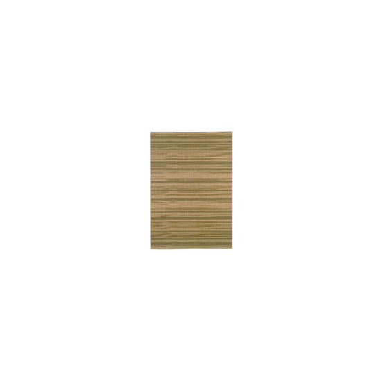 Tesco Flatweave Stripes, 120x170cm, Green