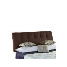 Rest Assured Bordeaux Double Headboard In Cocoa Reviews