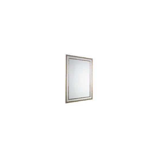 Pembroke Silver Mirror 107x66cm