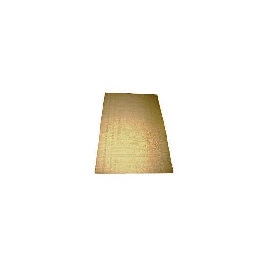 Tesco Geometric Rug 100x150cm, Natural