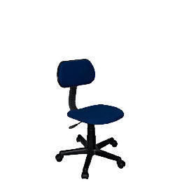 Value Home Office Chair, Navy Reviews