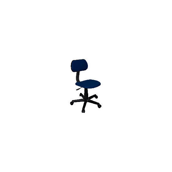 Value Home Office Chair, Navy