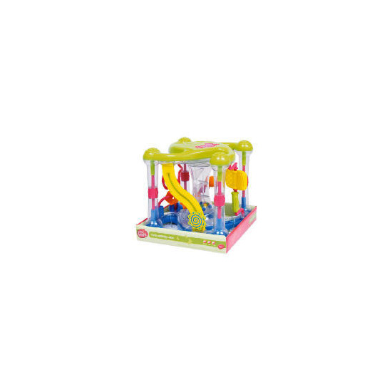 Little Steps Funky Activity Cube