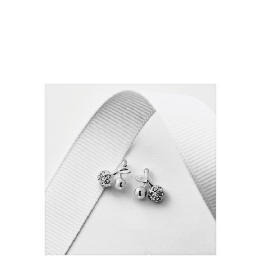 Silver Crystal Cherry Studs Reviews