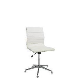Hannah Home Office Chair, White Reviews